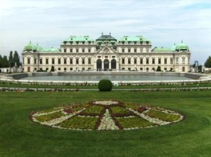 Österreich Schloss Belvedere 300x224 Wien