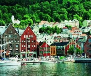 Skandinavien Bergen 300x251 Länder